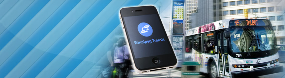 Winnipeg Transit Open Data Web Service